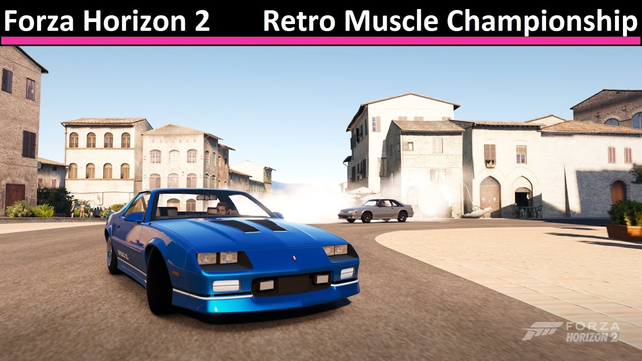 Respect The S Muscle Cars Forza Horizon Retro Muscle
