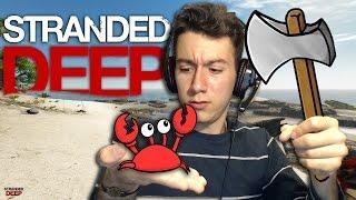 YENGEÇ NERDESİNN!! - Stranded Deep #1