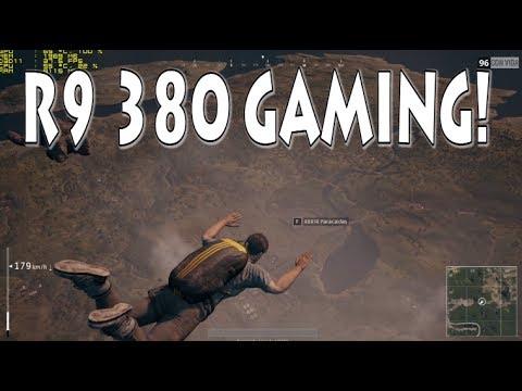 7 Juegos en Radeon R9 380 - Gaming 2017