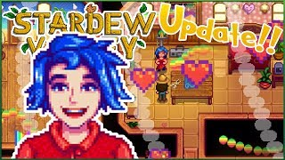 Help!! I'm Still A Married Woman!! 🌿 Stardew Valley 1.3 Update • Episode #15