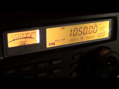 mediumave AM 1050 khz new york and toronto competition