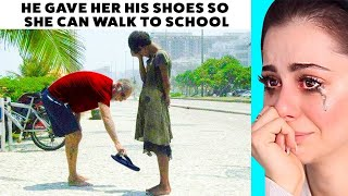 Random Acts of Kindness That Will Restore Your Faith In Humanity !