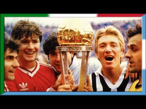 Toyota Cup 85, Juve - Argentinos Juniors (Full, IT)