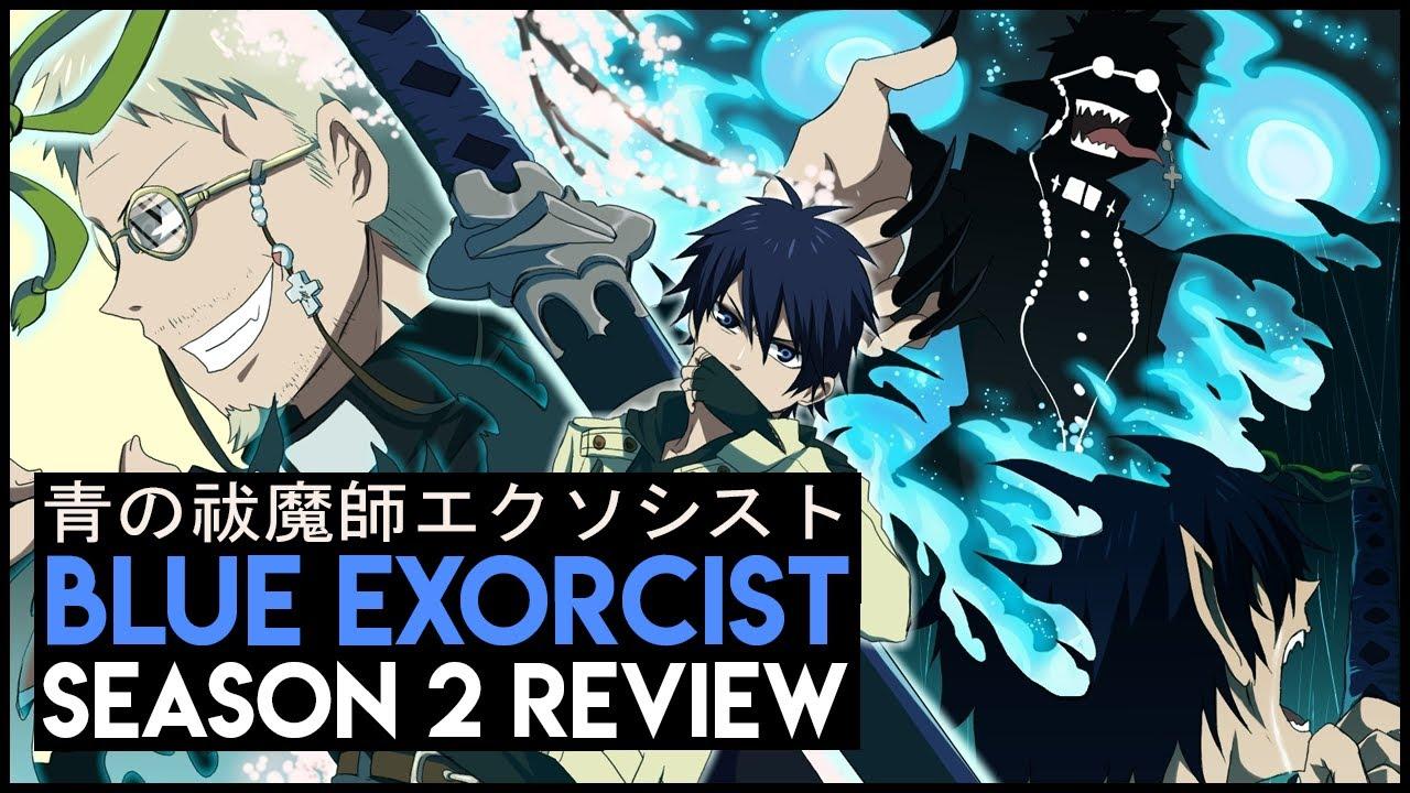 Ao No Exorcist Season 2