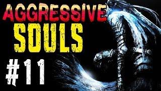 AGGRESSIVE SOULS | Part 11 | Hoch oben | Dark Souls Mod
