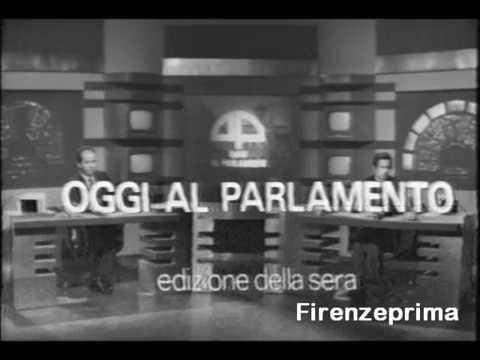 Sigla tribuna politica rai 1984 1986 doovi for Oggi al parlamento diretta