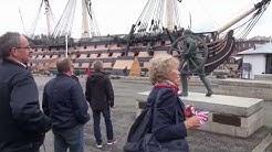 V ictory das Flaggschiff von Admiral Nelson