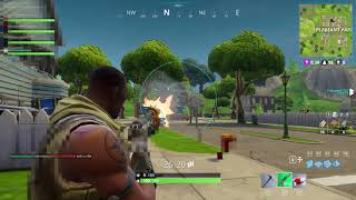Fortnite Battle Royale Hacking (Aimbot, ESP, Misc)