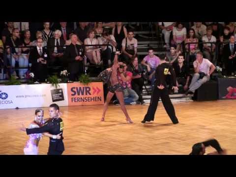 Zaytsev, Andrey - Kuzminskaya, Anna - Samba 4. Round