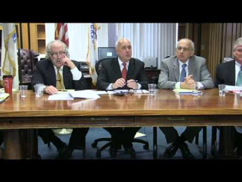 Press Conference on Electric Plant Settlement