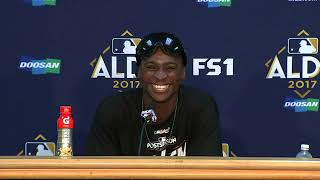 Didi Gregorius on advancing to the ALCS against the Astros
