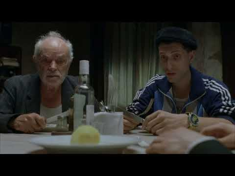 On Being a Vegetarian scene - EVERYTHING IS ILLUMINATED