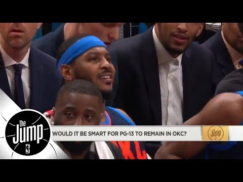 Jorge Sedano: Carmelo Anthony needs to come to realization he's not player he was   The Jump   ESPN