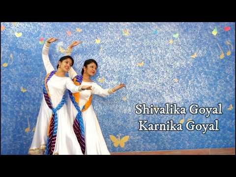 Nazm Nazm | Bareilly Ki Barfi | Arko | Dance Cover | Shivalika Goyal & Karnika Goyal
