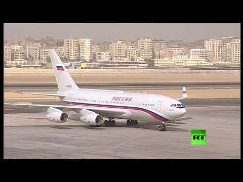 وصول فلاديمير بوتين إلى مصر  - نشر قبل 1 ساعة