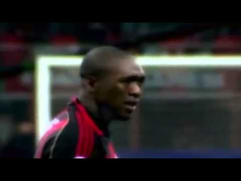 "CLARENCE SEEDORF   ""willy wonka""   - AC Milan"
