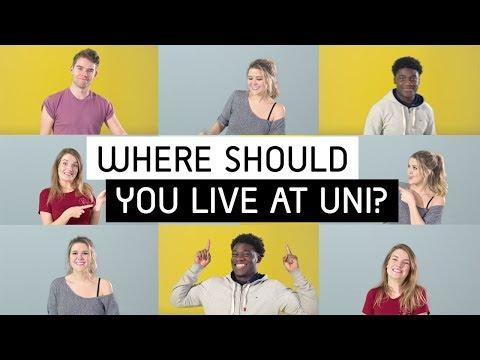 Where Should You Live at Uni?   Unite Students