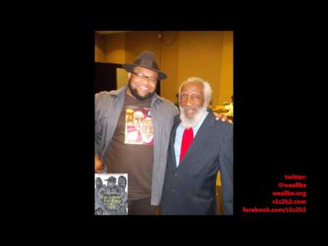 Dick GREgory on JaMEs Jordan, Orlando & 2016 NBA FINals