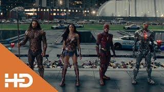Воскрешение Супермена ► «Лига Справедливости» (2017) Лучшие Моменты