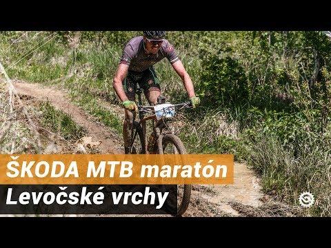 ŠKODA MTB Maratón Levočské Vrchy - 72 Km S Prevýšením 2200 M