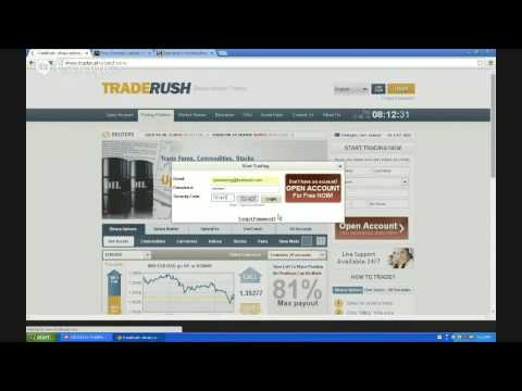 Free Binary Options Trading System - No Deposit Required
