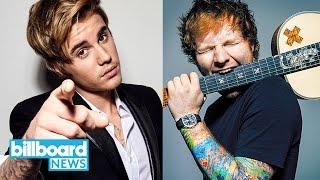 Ed Sheeran Reveals 'Love Yourself' Originally Written For His New Album 'Divide'   Billboard News