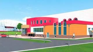 Строительство ФОКа с бассейном в Ростове начнется в этом году