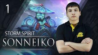 Na`Vi SoNNeikO - Storm Spirit vol.1