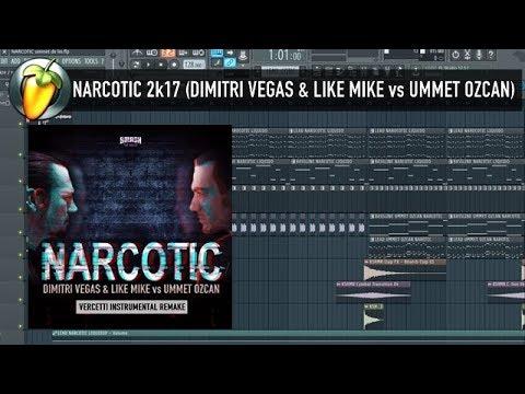 Narcotic 2k17 (Dimitri Vegas, Like Mike & Ummet Ozcan vs Liquido Tomorrowland 2017) FLP REVIEW