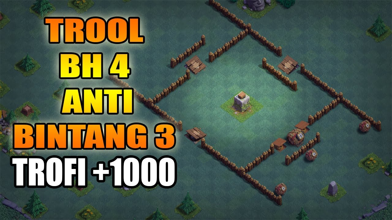 Base Coc Th 4 Desa Malam 11