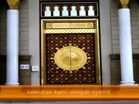 maulid DIBA' Habib Ali bin Shaleh Al Atas part 1
