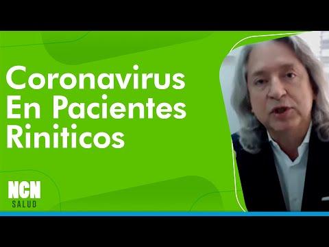 Coronavirus  En Pacientes Riniticos,Cuidados - NCN Salud