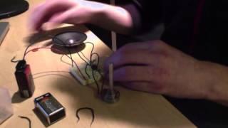 555 Oscillator Project - Audio Electronics