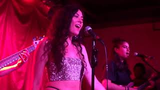 Eliza (@ElizaLoveChild)-Livid @WaitingRoomN16, 30th May 2018