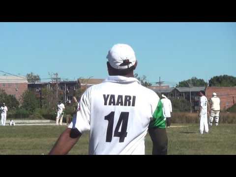 Warriors vs Panthers ( American cricket league  FINAL )* P1* 9/25/16