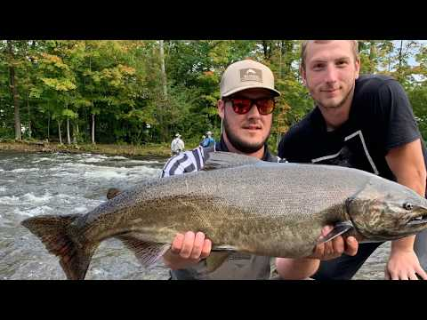 The Salmon River REFEREE -PULASKI 2019