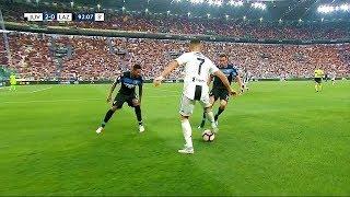 11 Acımasız Yetenek ..!! Cristiano Ronaldo 33 Yaşındayken Yaptı !!