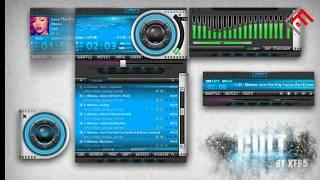 CARA MUDAH INSTAL APLIKASI AIMP3 (MUSIC PLAYER MASA KINI) screenshot 2