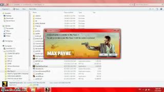 Maxpayne 3 Blackscreen Fixed
