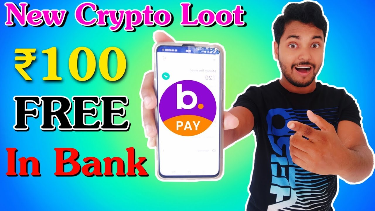 BitBNS Pay App New Loot 🔥 Earn ₹100 Free Token Instant Withdrawble into Bank