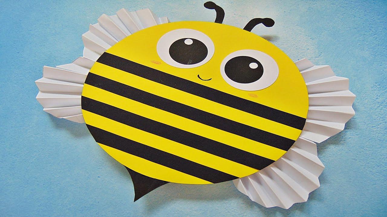 Kleine Bienchen Basteln Bienen Basteln Basteln 14
