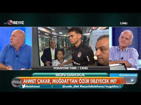 Ahmet Çakar Muğdat'tan özür dileyecek mi?