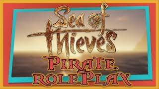 Sea of Thieves Beta Gameplay (Xbox One) | Multiplayer Pirate Roleplay