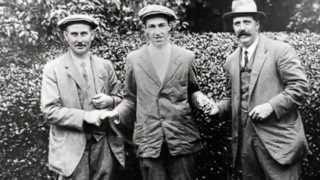 Francis Ouimet Shocks the World at the 1913 U.S. O...