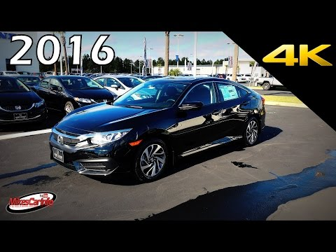 2016-honda-civic-ex---ultimate-in-depth-look-in-4k