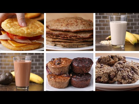 6 3-Ingredient Breakfasts