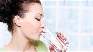 Питьевая диета: питьевая диета на 7 дней (Видеоверсия)
