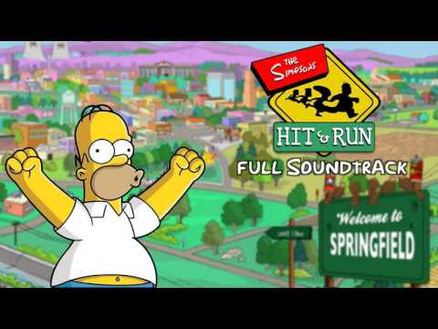 The Simpsons Hit & Run Music - FULL SOUNDTRACK (Complete OST)