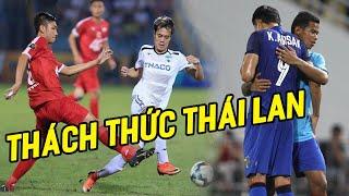 Tin Tức Bóng Đá Việt Nam 26/8: Sao HAGL hùng hồn thách thức Thái Lan sau trận thắng Đà Nẵng