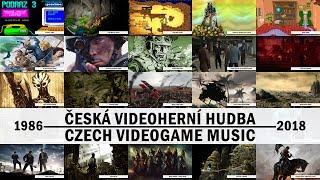 ČESKÁ VIDEOHERNÍ HUDBA   CZECH VIDEOGAME MUSIC (1986–2018)